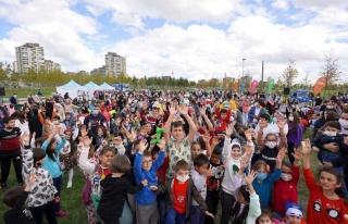 Son dakika haberi! Başakşehir'de Dünya Çocuk Günü...
