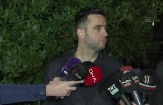 Son dakika haberleri: Beşiktaş-Demir Grup Sivasspor...