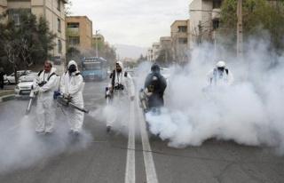 Son dakika… İran'dan korkutan corona virüsü...