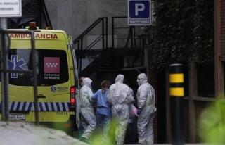 Son dakika… İspanya'dan korkutan corona virüsü...