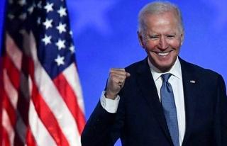 Son Dakika: Pensilvanya ve Nevada'yı kazanan Joe...