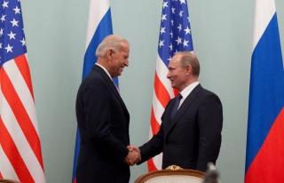 Son Dakika: Putin ile Biden arasındaki görüşmeden...