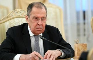 Son Dakika! Rusya Dışişleri Bakanı Lavrov: Rusya...