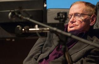Stephen Hawking'in çalışma arkadaşı Profesör...