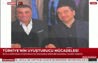 Süleyman Soylu'nun Gösterdiği Sedat Peker Fotoğrafının...