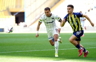 Süper Lig: Fenerbahçe: 0 Kasımpaşa: 0 (Maç devam...