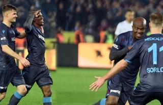 Süper Lig'in en iyi hücum ikilisi Sörloth ve Nwakaeme...