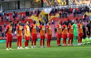Süper Lig: Kayserispor: 0 Trabzonspor: 1 (Maç devam...