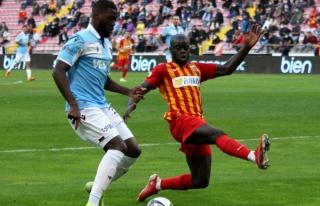 Süper Lig: Kayserispor: 1 - Trabzonspor: 2 (Maç...