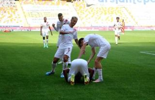 Süper Lig: Yeni Malatyaspor: 0 Hatayspor: 1 (İlk...