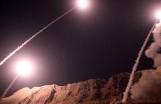 Suriye-Irak sınırında İran destekli teröristlere...