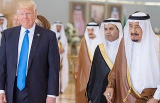 Suudi kraliyetinin Trump'a hediye ettiği kürkler...