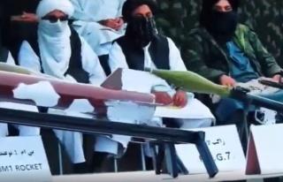 Taliban, Afgan Televizyonundan Gövde Gösterisi Yaptı:...