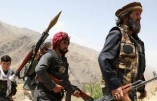 Taliban, Afganistan'ın Başkenti Kabil'e Girmeye...