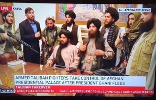 Taliban da Şaşkın: 'Bu Kadar Çabuk Beklemiyorduk'