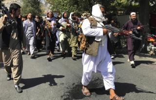 Taliban'dan dünyayı ayağa kaldıran bir infaz...