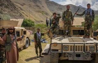 Taliban, direnişçilerin son kalesi Pencşir'e operasyon...