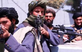 Taliban'ın Afganistan'da direnişin lideri Emrullah...