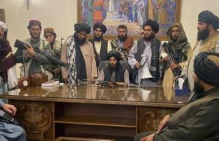 Taliban'ın Afganistan'da kontrolü ele geçirmesi...