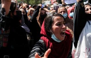 Taliban kadınlara nefes aldırmamakta kararlı! Şimdi...