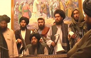 Taliban liderleri, Afganistan Cumhurbaşkanlığı...