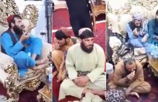 Taliban, Raşid Dostum'un Şatafatlı Villasının...