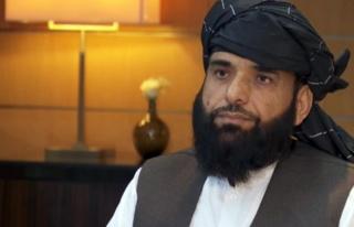 Taliban Sözcüsü Süheyl Şahin'den Haberler.com'a...