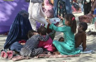 Taliban, Ülkedeki Kız Çocuklarını 'Ganimet' Olarak...