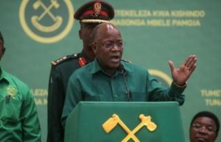 Tanzanya Devlet Başkanı John Magufuli yaşamını...