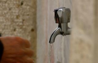 Tarihi Çeşmelere Tuvalet ve Banyolarda Kullanılan...