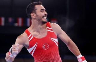 Tarihimizde İlk... Ferhat Arıcan, Cimnastikte Bronz...