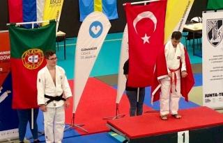 Tarihte İlk! Down Sendromlular Dünya Judo Şampiyonası'nda...