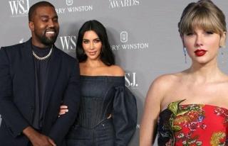 Taylor Swift haklı çıktı! Kanye West ile olan...