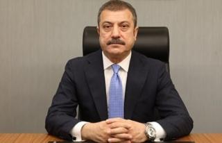 TCMB Başkanı Kavcıoğlu: 'Son çeyrekte enflasyonun...