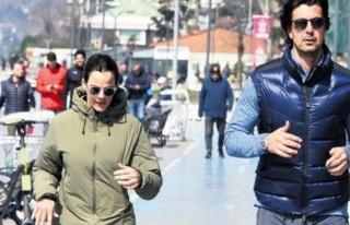 Tehlikeli aşıklar: Edvina Sponza & İbrahim Kutluay