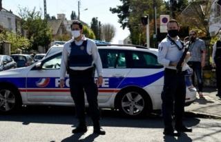 Tehlikeli provokasyon! 40 kişilik Ermeni grup, Türk...