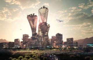 Teknoloji milyarderi şehir kuruyor