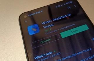 Telefonunuzu suya karşı test edin