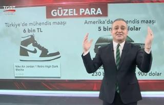 TGRT Haber, Türkiye'de ve Amerika'da Bir Mühendis...