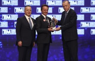 TİM'den Vestel'e ihracat ödülü