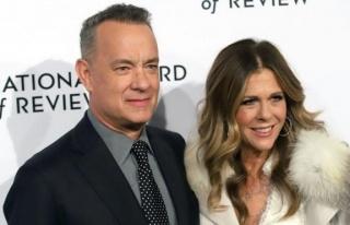 Tom Hanks 'Bu da geçecek, çözebiliriz' mesajı...