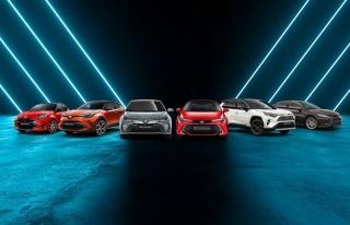 Toyota yeni hedefi belirledi