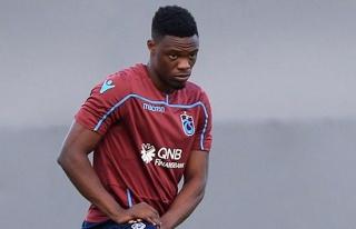 Trabzonspor'da Ekuban şoku