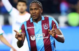 Trabzonspor'da Rodallega farkı