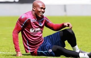 Trabzonspor'u korku sardı! Nwakaeme'ye yeni sözleşme