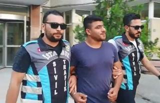 Trafik Magandaları Yakalandı: Drift Yapan Hafriyat...