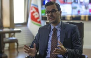TRT Genel Müdürü Eren'den Çift Maaş İtirafı:...