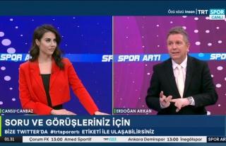TRT Spor Spikeri Beyinleri Yaktı: Mesut Özil Fenerbahçe'ye...
