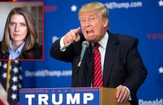 Trump bu işe kızacak! Yeğeni Mary, Biden şapkasıyla...