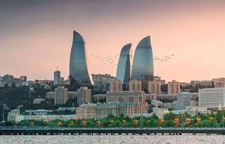 Turizmcilerin Azerbaycan'a ilgisi yüksek